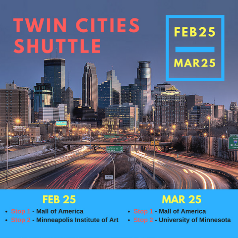 Twin Cities Shuttle - February 25