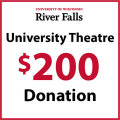 $200.00 Theatre Department Donation
