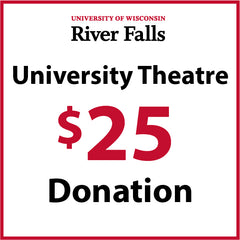 $25.00 Theatre Department Donation