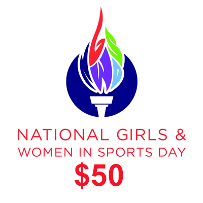 $50.00 Gift to UWRF Women's Athletics.