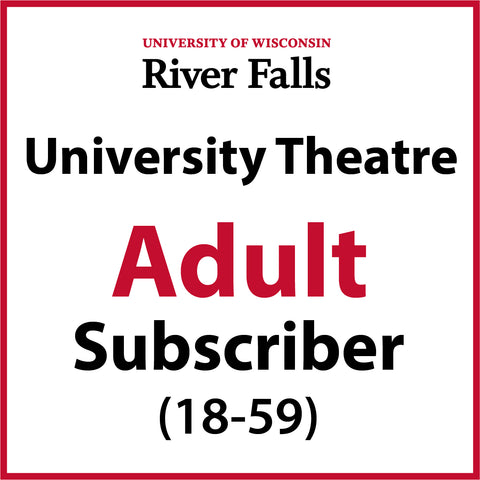 Theatre Season Ticket: Adult