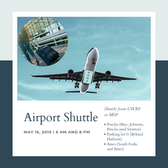 Airport Shuttle - May 16, 2019