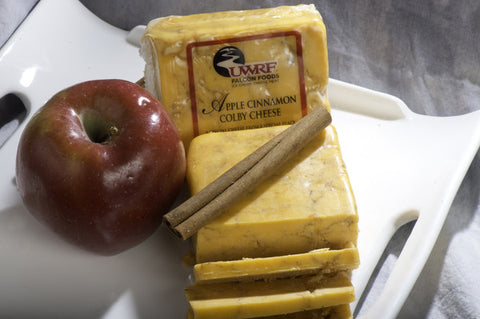 Apple Cinnamon Colby Cheese