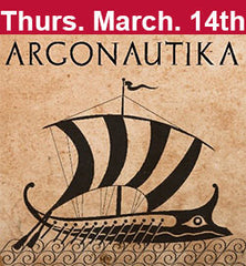"""Argonautika"" March 14"