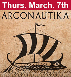 """Argonautika"" March 7"