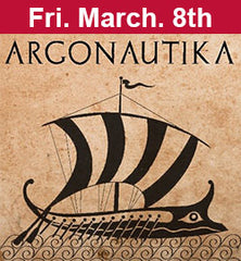 """Argonautika"" March 8"