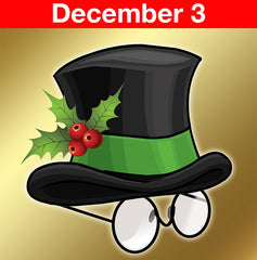 """A Dickens' Christmas Carol"" December 3"