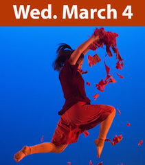 Dance Theatre March 4, 7:30 pm
