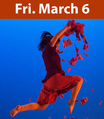 Dance Theatre March 6, 7:30 pm