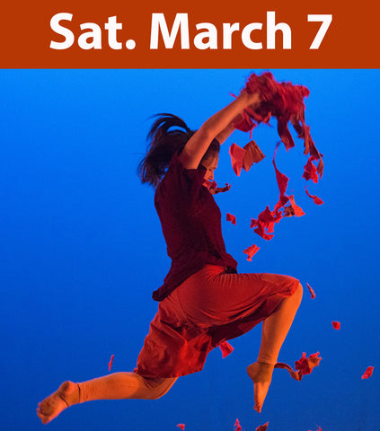 Dance Theatre March 7, 7:30 pm