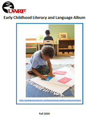 Teacher Manual | Early Childhood : Language & Literacy Album.