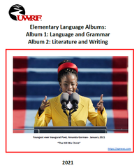 Teacher Manual: Elementary 1 & 2 ELA Albums