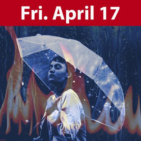 """Eurydice"" Fri Apr 17"