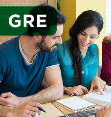 GRE Test Prep 2/8-3/6/18 ON CAMPUS