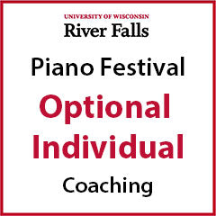 Piano Festival Optional Individual Coaching
