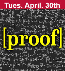 """Proof"" April 30"