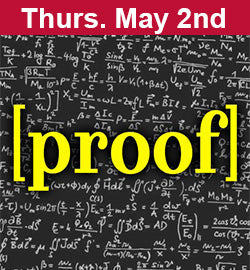 """Proof"" May 2"