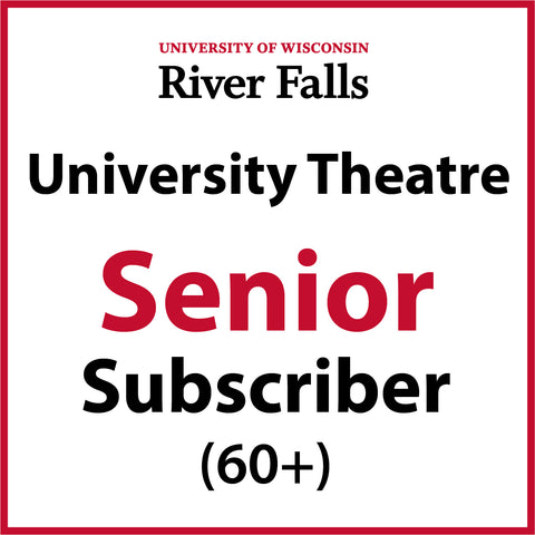 Theatre Season Ticket: Senior