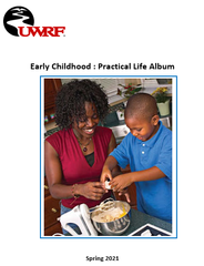 Teacher Manual | Early Childhood : Practical Life Album
