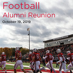 Football Alumni Homecoming Breakfast
