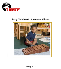 Teacher Manual | Early Childhood : Sensorial Album