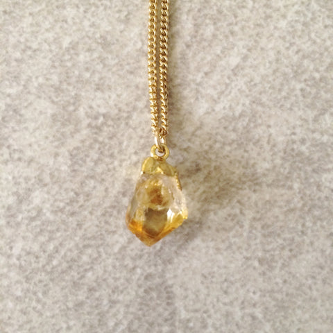 Citrine Nugget