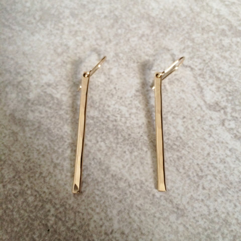 Short Barre Earrings