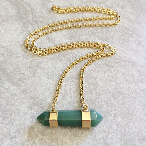 Aventurine Necklace
