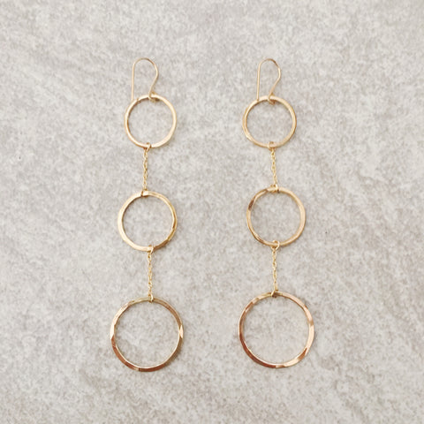 Tres Sol Earrings
