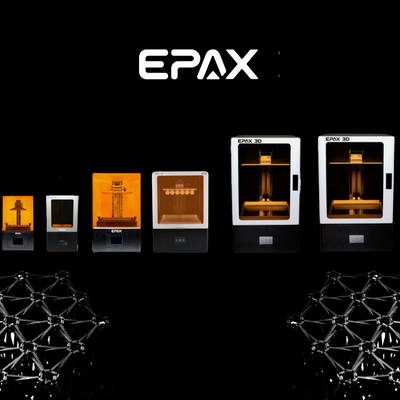 EPAX 3D USA / 3D PRINTING MADE EASY