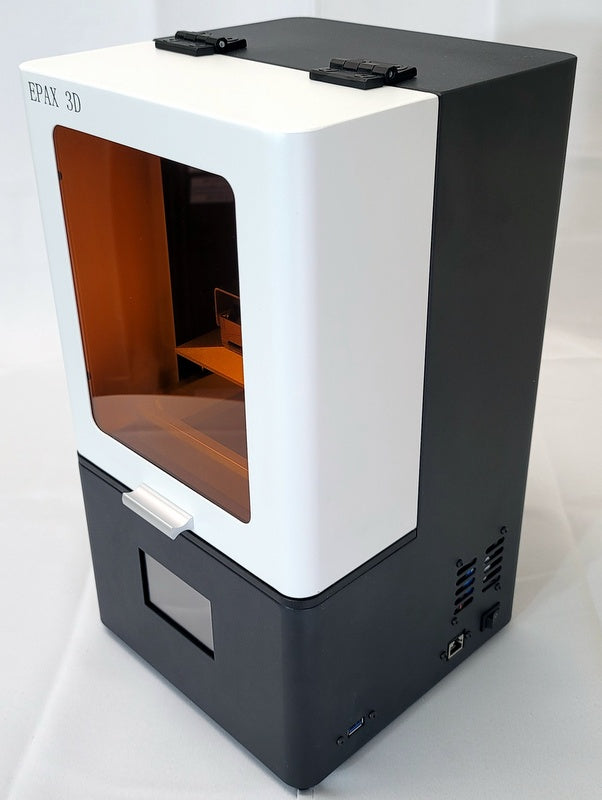 "EPAX X1K 6"" Mono Screen UV LCD 3D Printer, Latest Parallel Light and 6"" 2K mono screen installed"