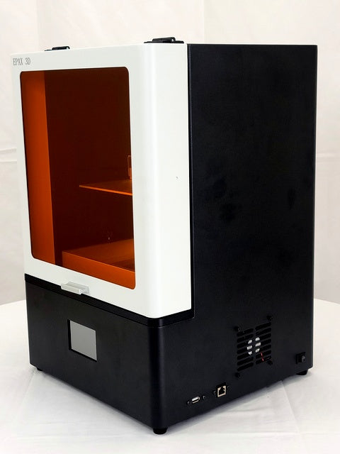 EPAX X10 - 10.1 inch UV LCD 3D Printer, 216mm (L) *135mm (W) *250mm (H) Printing Size, no resin