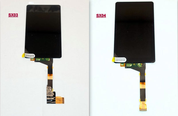 "Genuine 5.5"" 2560x1440 Light Curing Display for LCD 3D Printers, covered with tempered glass"