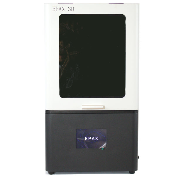 refurbished EPAX X1 3d resin LCD printer with dark window