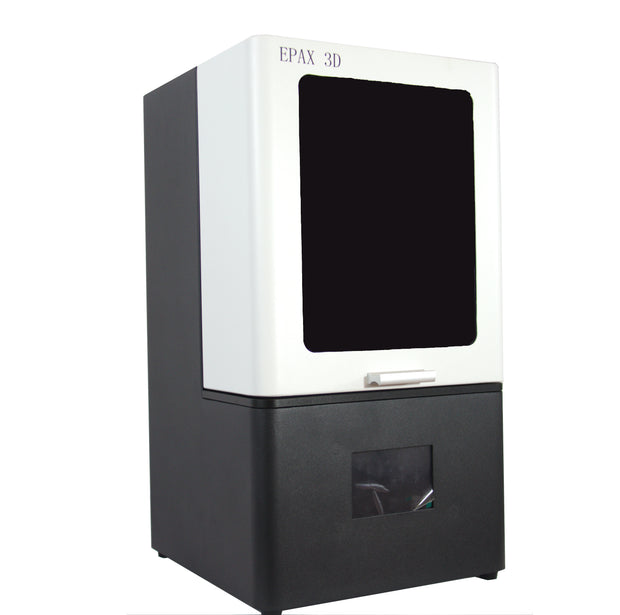 refurbished EPAX X1 3D printer dark window model