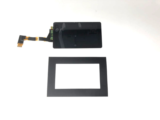 screen tape to protect LCD screen of EPAX X1 LCD 3D resin printer