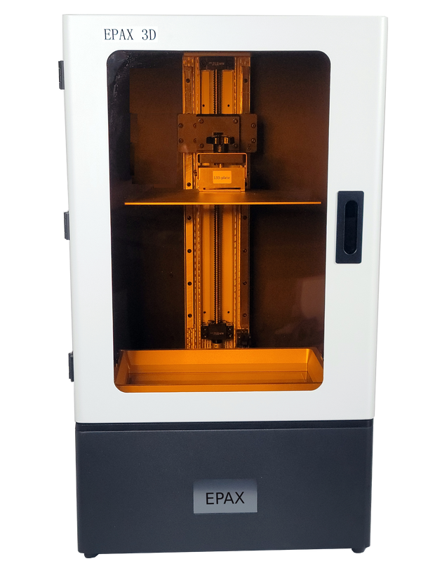 "EPAX X133 - 13.3 inch UV LCD 3D Printer with 13.3"" 4K mono screen installed"