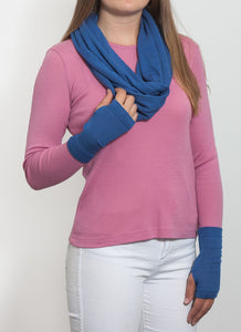 Bay Road Twisted Loop Scarf