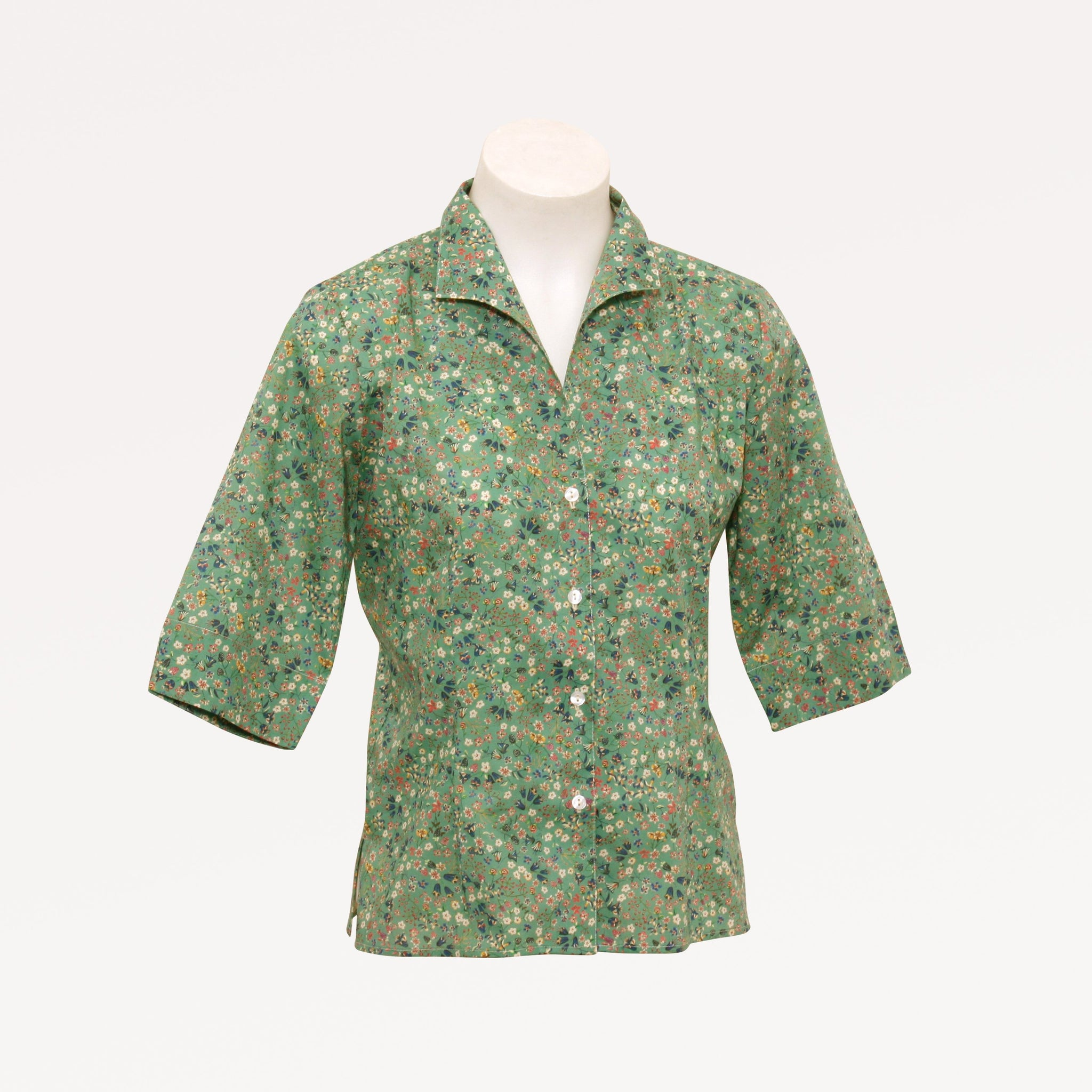 Liberty of London Blouse - Donna Leigh