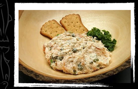 Holiday Salmon Spread