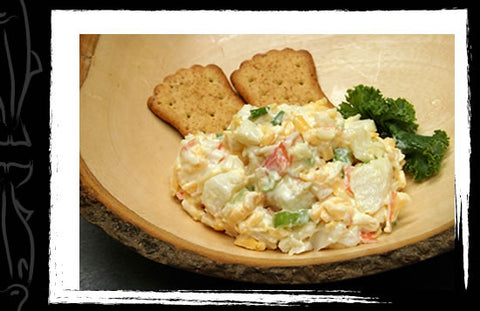 Connie's famous Crab Dip