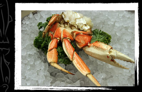 Dungeness Crab Clusters - 5 lbs.