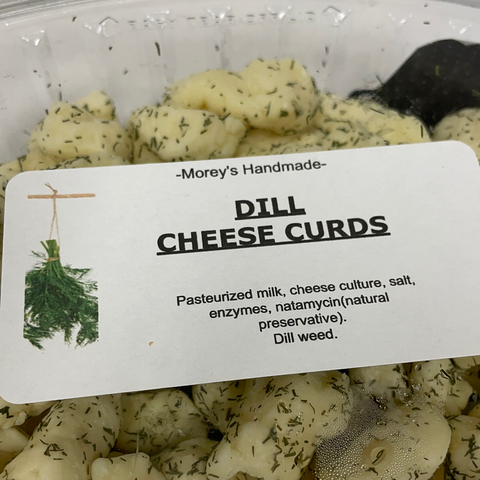 Dill Cheese Curds