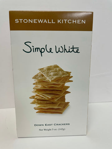 Stonewall Kitchen Simple White