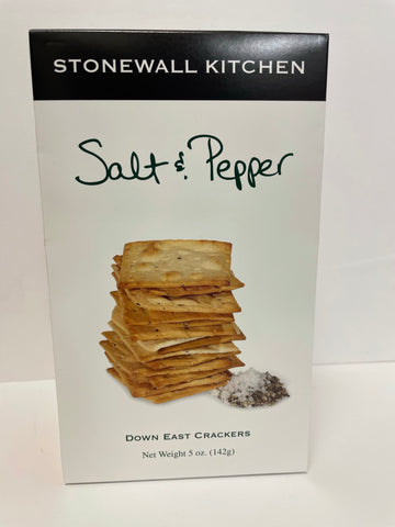 Stonewall Kitchen Salt & Pepper