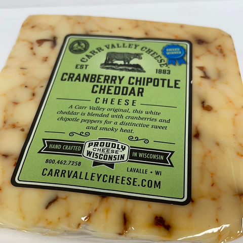 Cranberry Chipotle Cheddar