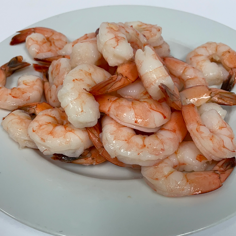 Cooked Cocktail Shrimp