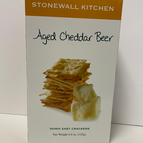 Stonewall Kitchen Aged Cheddar Beer