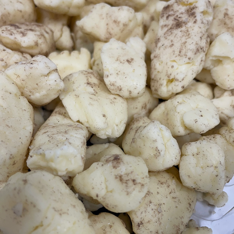 Truffle Cheese Curds