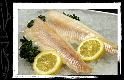 Walleye Fillets - 5 LB Skinless